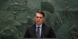 ONU: Bolsonaro responsabiliza imprensa pela crise da Covid no Brasil