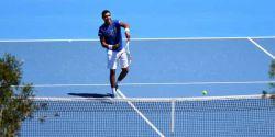 Monteiro avança às quartas de simples e duplas do ATP de Buenos Aires